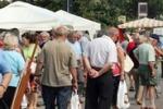 Da Tgs: Palermo, in viale Campania mercatino nel caos