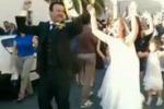 Torregrotta, sposi a ritmo di Waka Waka spopolano su internet