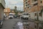 Da Tgs: liquami e rifiuti vicino alle case popolari