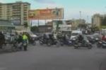Da Tgs: incrocio chiuso, protestano i commercianti