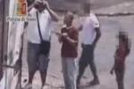 Da Tgs: lo spaccio ripreso dalle telecamere a Palermo