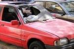 Da Tgs: carcasse d'auto attrattiva per turisti