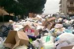 Palermo, montagne di rifiuti alla Noce. Il servizio di Tgs