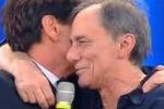 Vecchioni, scene di un successo a Sanremo
