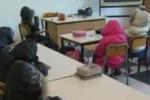 Palermo, a scuola col cappotto. Il servizio di Tgs