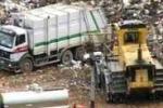 Da Tgs. Lavori a Bellolampo, rifiuti per strada a Palermo
