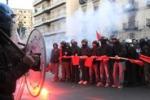 La guerriglia a Palermo per la presentazione del libro su CasaPound