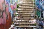 Degrado e paura nei sottopassi di Palermo. Il servizio di Tgs