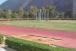 Palermo, tribuna inagibile allo Stadio delle Palme