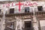 Rischio crolli e degrado nel centro storico di Palermo
