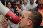 Da Tgs. Formazione, la protesta a Palermo