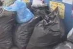 Da Tgs, rifiuti fuori orario a San Leone: ecco le ronde