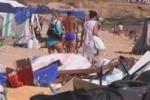 Da Tgs, via i rifiuti dalla spiaggia di Vergine Maria