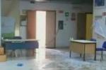 Palermo, vandali alla scuola media Pirandello