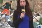 Palermo, bonifica nella discarica di via Mattei
