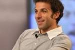 Del Piero al Tg1: dopo la Juve giochero' ancora