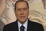 Il videomessaggio di Berlusconi: non mi arrendero'