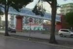 Palermo, inaugurato il primo sovrappasso pedonale