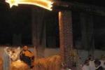Il Presepe Vivente fatto dai bambini: folklore a Portella di Mare