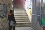 Palermo, chiuso il sottopasso di via Aloi