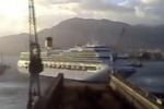 Costa Concordia, l'incidente di Palermo del 2008