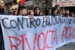 Tir, taxi e studenti: una giornata di proteste a Palermo