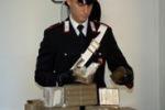 Ventisette chili di hashish in casa, arrestato a Palermo
