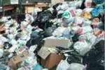 Palermo sommersa dai rifiuti. Il servizio di Tgs