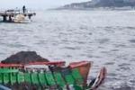 Vento e mare mosso in Sicilia: le scene del maltempo a Mondello