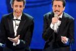 Sanremo, l'esibizione di Luca e Paolo