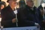 Fiaccolata antimafia a Palermo. Il servizio di Tgs