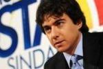 Costa presenta il programma, l'intervista di Tgs