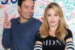 """Madonna, """"maestra"""" di ballo per Jimmy Fallon"""