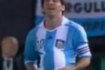 Messi, gol e bebe' in arrivo