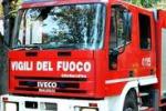 Palermo, paura per un incendio a Villa Trabia. Il servizio di Tgs