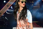 Rihanna scalda il palco dell'Hackney Weekend 2012