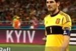Euro 2012, Casillas sul 4-0 chiede rispetto per l'Italia