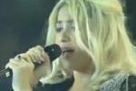 """Shakira, primo """"waka waka"""" col pancione"""
