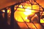 Napoli, Citta' della Scienza in fiamme: ingenti i danni