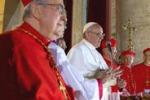 Papa Francesco I, il primo discorso a San Pietro