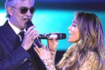 Bocelli e Jennifer Lopez insieme contro il parkinson