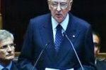 Il discorso di insediamento di Napolitano nel 2006