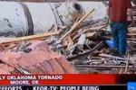 Tornado in Oklahoma, le scene della tragedia