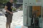 In Giappone un parcheggio per bici sotterraneo