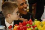 Obama parla di... verdure: il mio cibo preferito? I broccoli