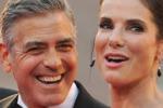 """""""Gravity"""", sfida nello spazio per la coppia Clooney-Bullock"""