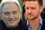 Musica, Timberlake rifà un brano di Amedeo Minghi