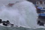 Violento tifone colpisce le coste del Giappone: due morti