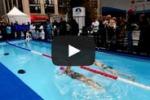 Nuota per 48 ore di fila a 64 anni: è record a New York