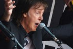 Paul McCartney, concerto in strada a New York